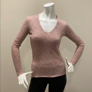 Wilfred pink wool sweater